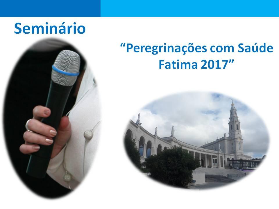 Seminario 2016 - Peregrinacoes