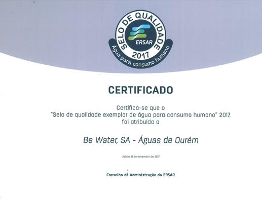 Qualidade da Agua