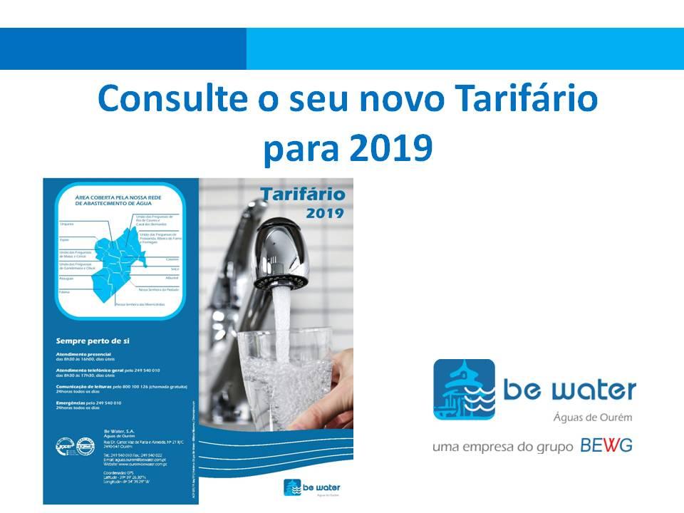 Tarifario 2019