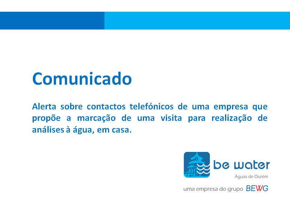 Comunicado Contactos Telefonicos